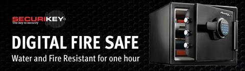 Contact us to enquire about Securikey Fire Safes & Cabinets