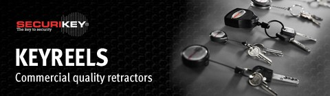 Contact us to enquire about Securikey Keyreels & Retractors