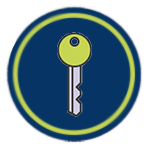 key cutting icon